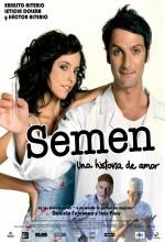 Semen, a Love Sample (2005) afişi
