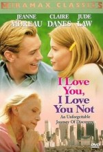 I Love You, I Love You Not (1996) afişi