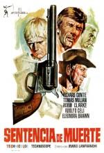 Ölüm Emri (1968) afişi