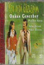 Sev Dedi Gözlerim (1972) afişi
