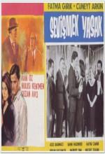 Sevişmek Yasak (1965) afişi