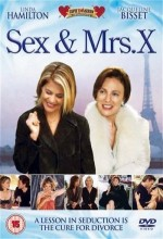 Sex & Mrs. X (2000) afişi