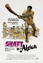 Shaft in Africa (1973) afişi