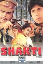 Shakti (1982) afişi