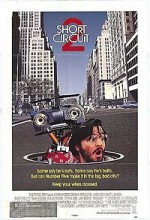 Short Circuit 2 (1988) afişi