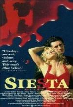 Siesta (1987) afişi