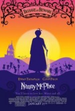 Sihirli Dadı (2005) afişi