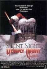 Silent Night, Deadly Night 1 (1984) afişi