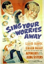 Sing Your Worries Away (1942) afişi