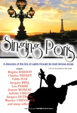 Singing Paris ! (2010) afişi