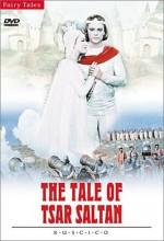 Story About Czar Saltan (1966) afişi