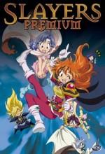 Slayers Premium (2001) afişi