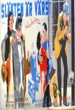 Släkten är Värst (1936) afişi