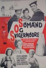 Sømænd Og Svigermødre (1962) afişi