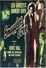 Smugglers' Cove (1948) afişi