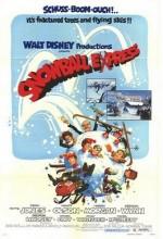 Snowball Express (1972) afişi