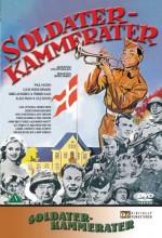 Soldaterkammerater (1958) afişi
