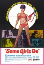 Some Girls Do (1969) afişi