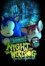 Sonic: Night Of The Werehog (2008) afişi