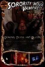 Sorority House Vampires (1998) afişi