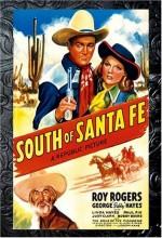 South of Santa Fe (1942) afişi