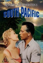 South Pacific (1958) afişi