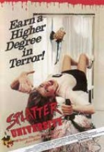 Splatter University (1984) afişi