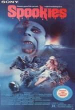 Spookies (1986) afişi