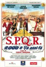 S.P.Q.R. 2000 e 1/2 anni fa (1994) afişi