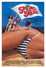 Spring Break (ı) (1983) afişi