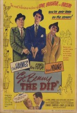 St. Benny The Dip (1951) afişi