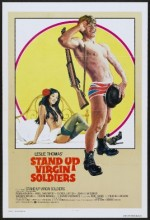 Stand Up, Virgin Soldiers (1977) afişi