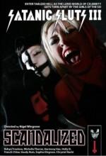 Satanic Sluts III: Scandalized (2009) afişi
