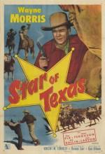 Star Of Texas (1953) afişi