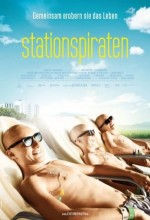 Stationspiraten (2010) afişi
