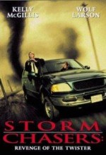 Storm Chasers: Revenge Of The Twister (1998) afişi