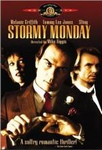 Stormy Monday (1988) afişi