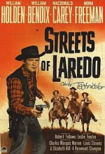 Streets Of Laredo (1950) afişi