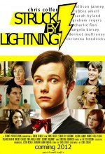 Struck By Lightning (2012) afişi