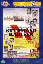 Styrmand Karlsen (1958) afişi