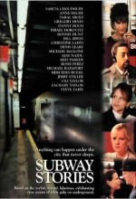 Subwaystories: Tales From The Underground (1997) afişi