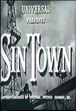 Suç Kasabası (1942) afişi
