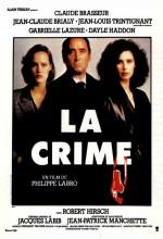 Suç (ı) (1983) afişi