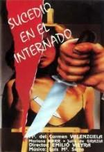 Sucedió En El Internado (1985) afişi