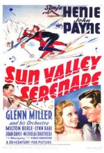 Sun Valley Serenade (1941) afişi