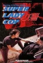 Süper Bayan Polis (1992) afişi