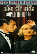 Supernatural (ı) (1933) afişi