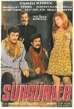 Sürgünler (1969) afişi