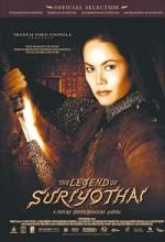 Suriyothai Efsanesi (2001) afişi