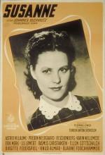 Susanne (1950) afişi